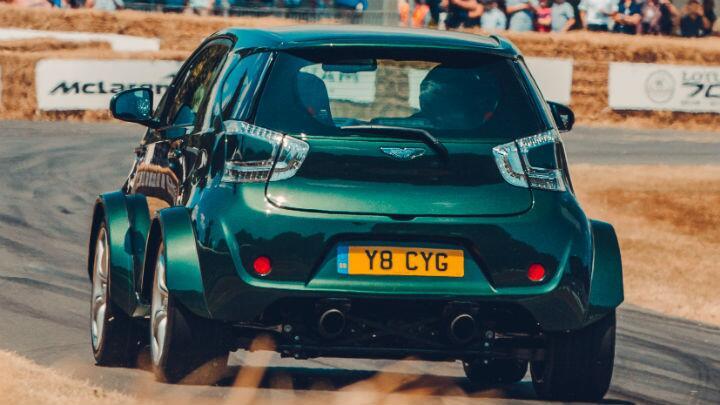 Gallery: Aston Martin Cygnet V8