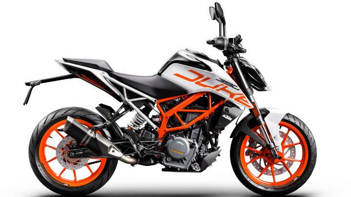Spec comparo: KTM 390 Duke v BMW G 310 R