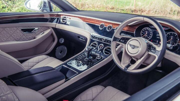 Feature: Bentley Continental GT vs Mercedes-AMG S63 Coupe