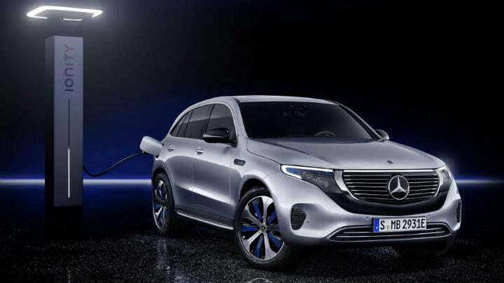 Gallery: Mercedes-Benz EQ C