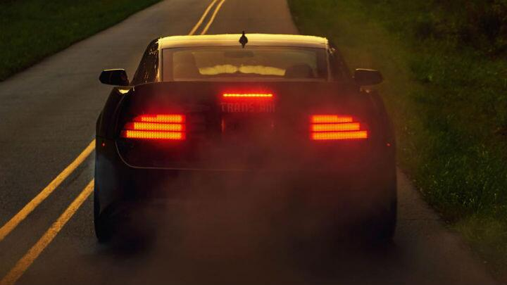 TG plays Smokey and the Bandit with a 717bhp Trans Am