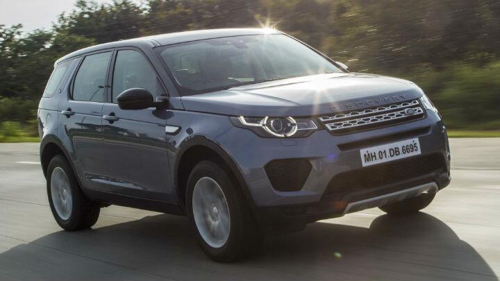 Gallery: Land Rover Discovery Sport (Petrol)