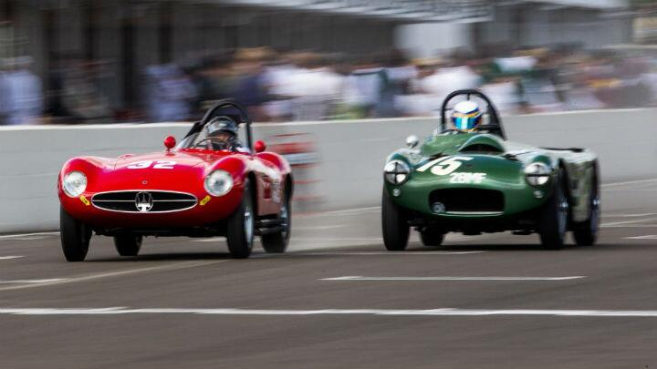 Gallery: highlights from Goodwood Revival