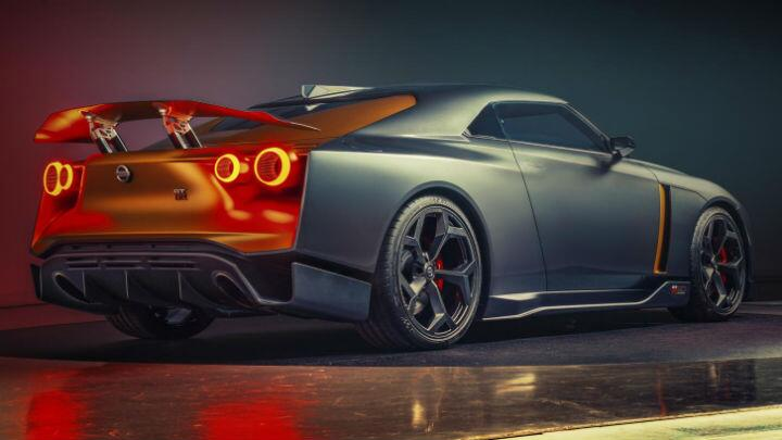 Up close with the Italdesign Nissan GT-R 50