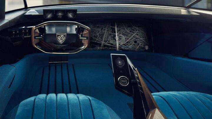 Gallery: Peugeot e-Legend