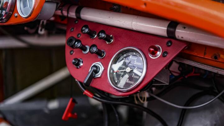 Driving Skoda's rare 1958 prototype racecar
