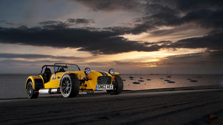 Caterham Supersport R first drive pics