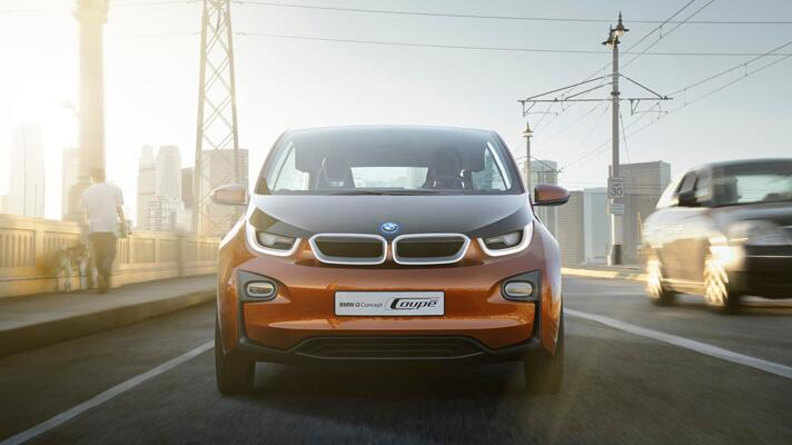 Pictures of the i3 Coupe Concept