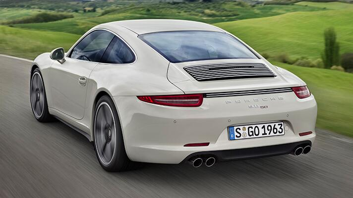 Gallery: Porsche's 50th anniversary 911