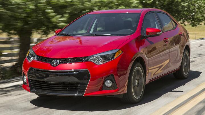 Revealed: The all-new Toyota Corolla
