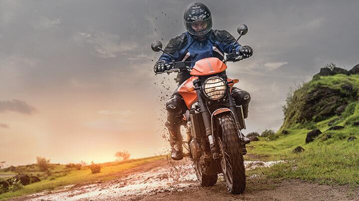 Moto Morini Scrambler: Off-road challenge