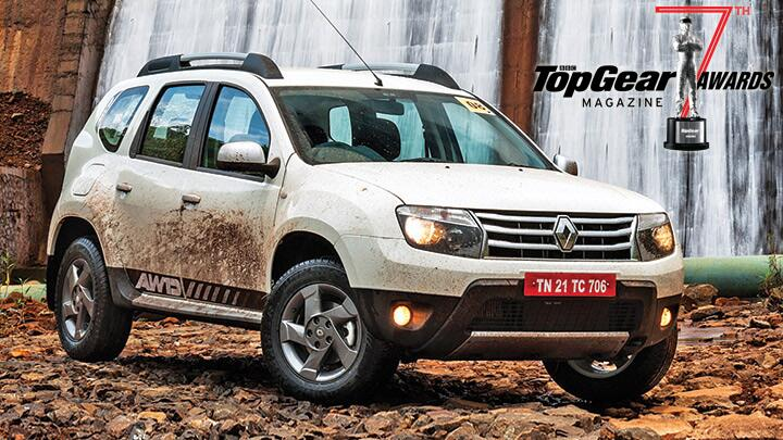Variant of the Year: Renault Duster AWD