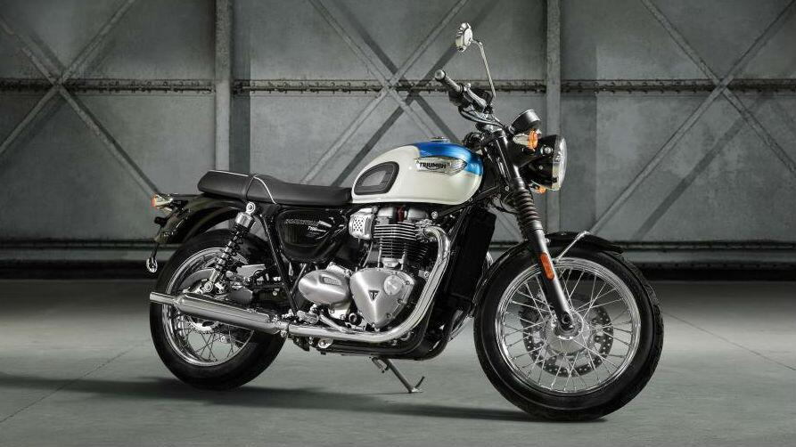 Triumph Bonneville T100 More On Triumph Bonneville T100 Topgear India
