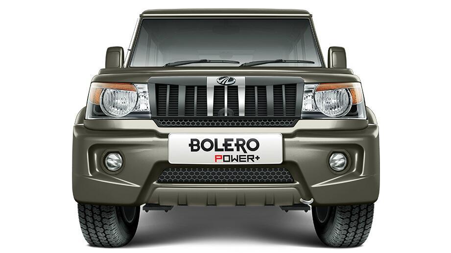 In pics: Mahindra Bolero Power+