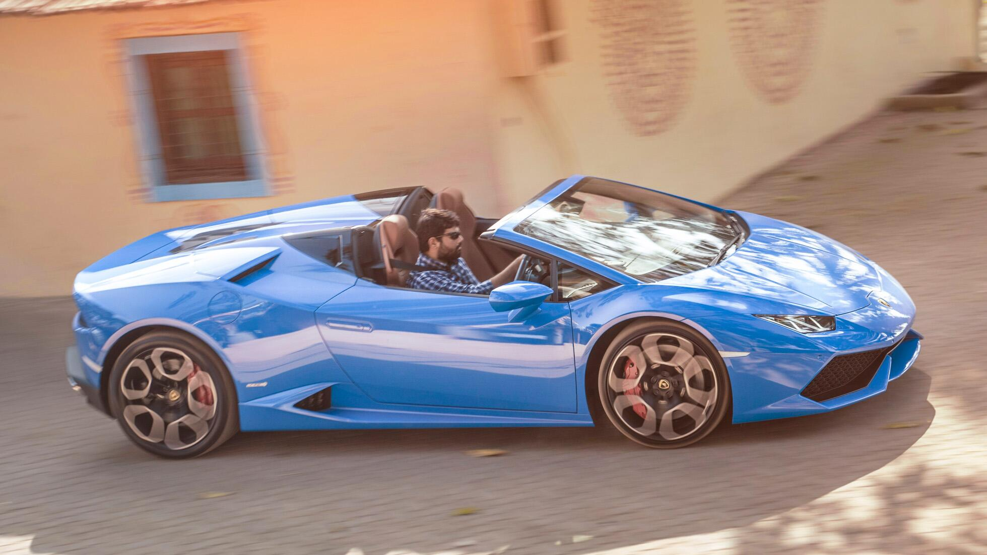 Lamborghini Huracan Spyder Price More On Lamborghini Huracan Spyder