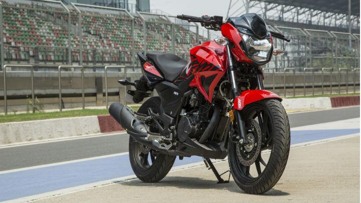 Gallery: Hero Xtreme 200R
