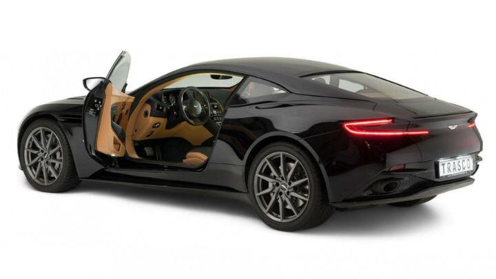 You can now have an armoured Aston Martin DB11
