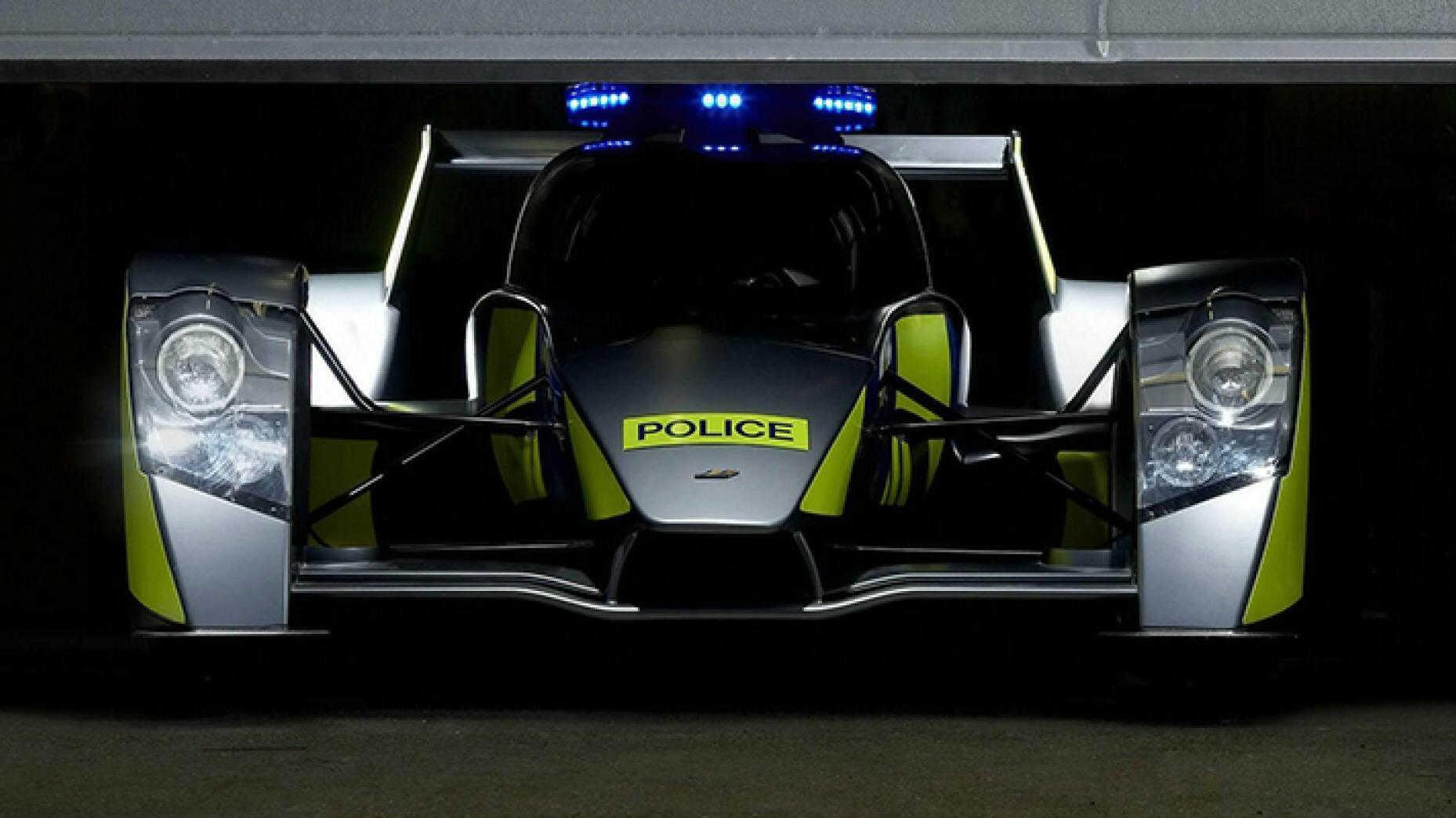 Gallery: the world's best police cars