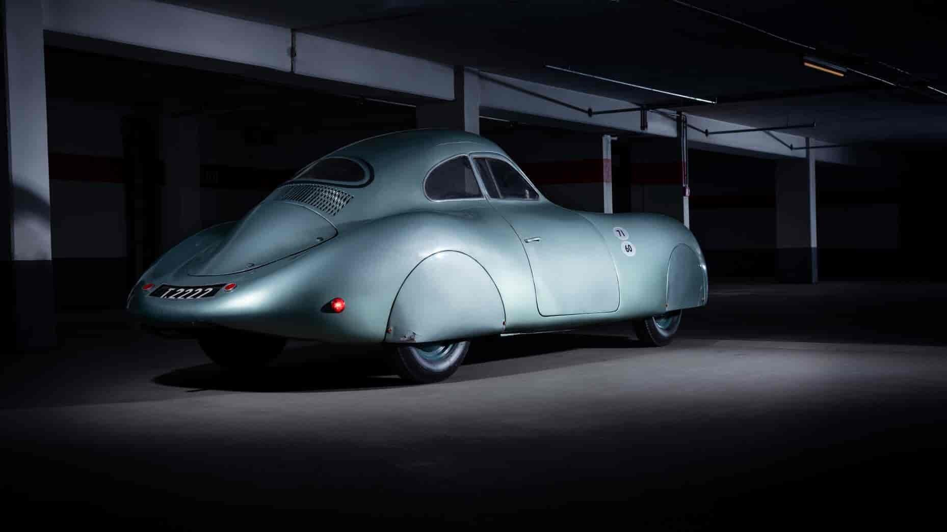 Gallery: the first-ever Porsche is up for sale